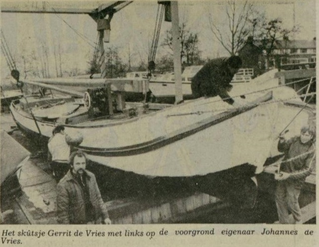 Leeuwarder Courant, 4 april 1985